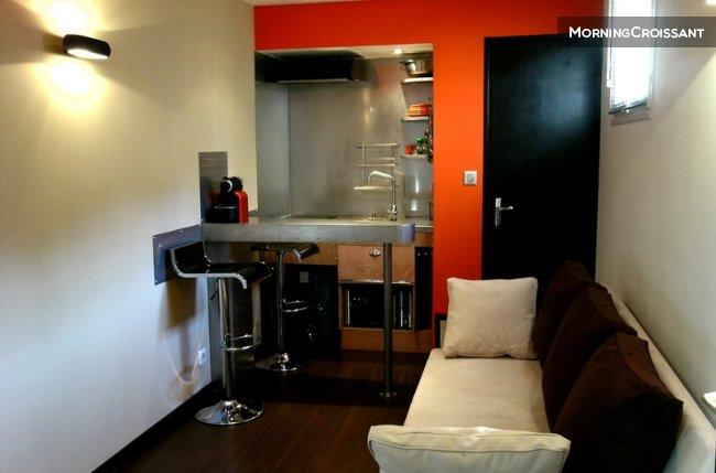 appartement meubl louer toulouse studio de d corateur hy. Black Bedroom Furniture Sets. Home Design Ideas