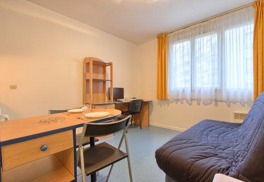 location meubl e de studio nexity studea vanves. Black Bedroom Furniture Sets. Home Design Ideas