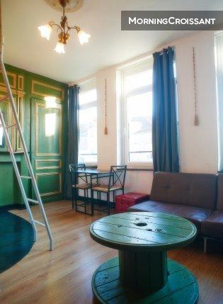 Studio meubl louer lille chez doris studio meubl - Location studio meuble lille ...