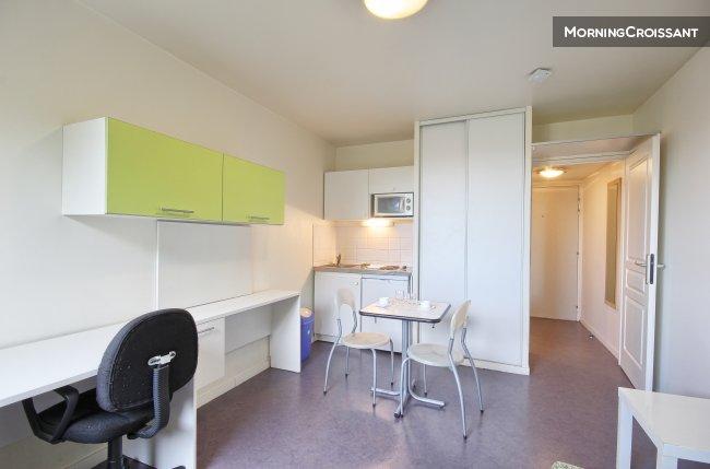 Studio meublé à louer à Valenciennes – Valenciennes, studio conf...