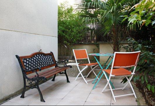 Location meubl e asni res sur seine - Jardin suspendu terrasse asnieres sur seine ...