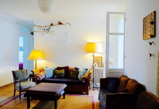 location appartement meuble biarritz