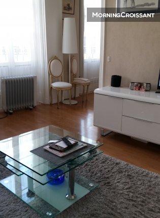 appartement meublé à louer à paris - 2 pièces cuisine us équip