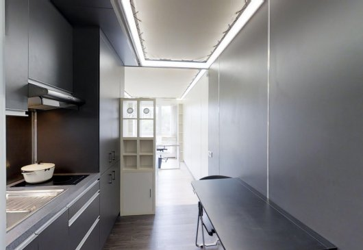 location meubl e bezannes. Black Bedroom Furniture Sets. Home Design Ideas