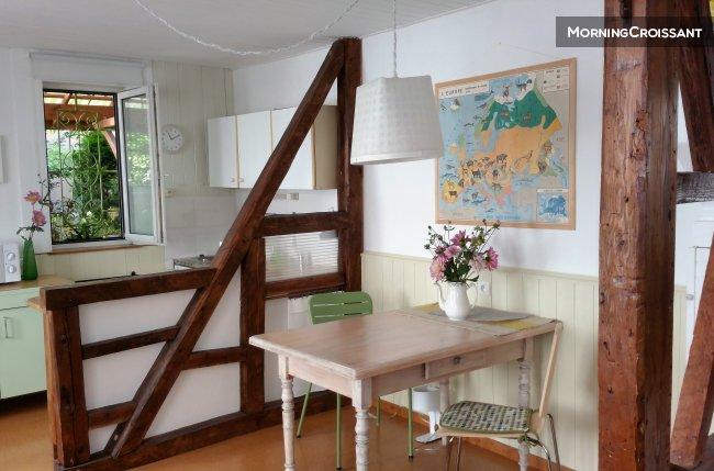 appartement meubl louer strasbourg studio le 4. Black Bedroom Furniture Sets. Home Design Ideas