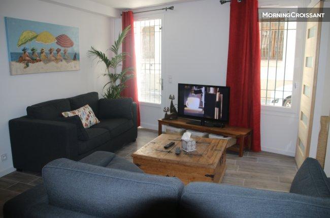 Appartement meubl louer avignon t3 meubl parking priv - Location appartement meuble avignon ...