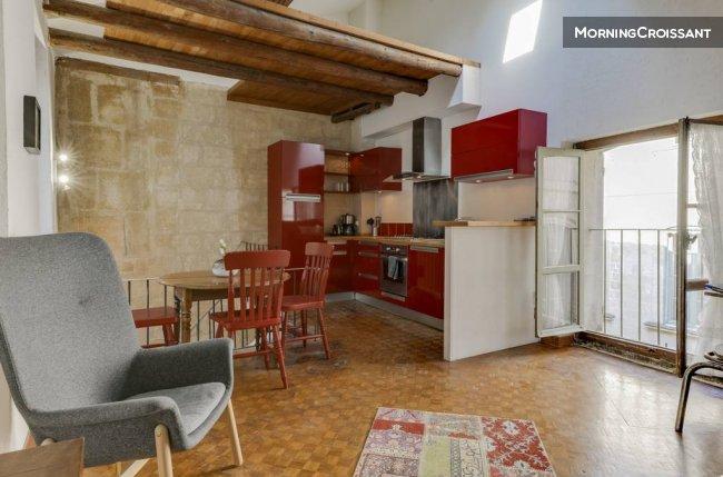 Appartement meubl louer avignon unique et - Location appartement meuble avignon ...