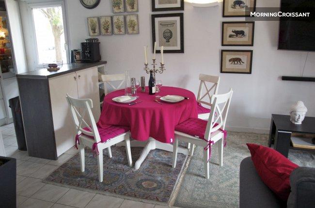 appartement meubl louer n mes le hameau des charmilles. Black Bedroom Furniture Sets. Home Design Ideas