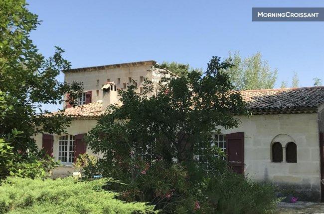 Maison Meubl E Louer Aix En Provence Superbe Maison