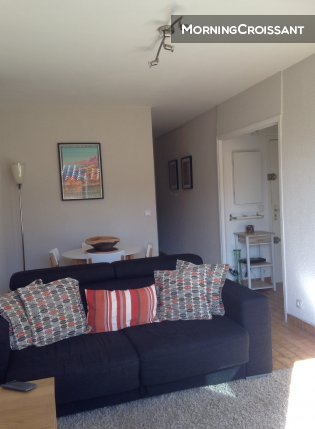 appartement meubl louer perpignan bel appartement moderne d. Black Bedroom Furniture Sets. Home Design Ideas