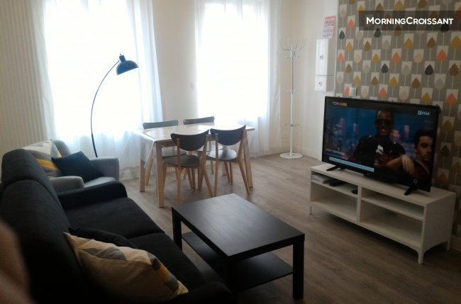 Appartement meubl louer lille new appart t2 cozy for Appartement meuble lille