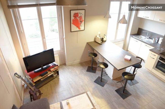 Appartement meubl louer lyon studio confort et for Appartement a louer meuble lyon