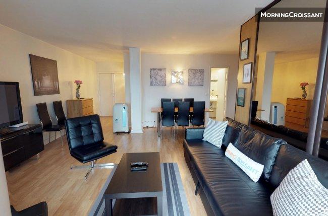 Appartement meubl louer paris chez zola for Location d appartement meuble a paris