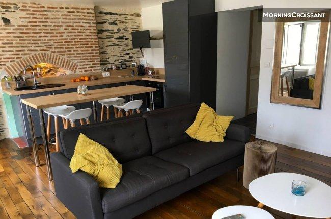 Appartement meubl louer rennes vivez rennes centre histo - Location appartement meuble rennes ...