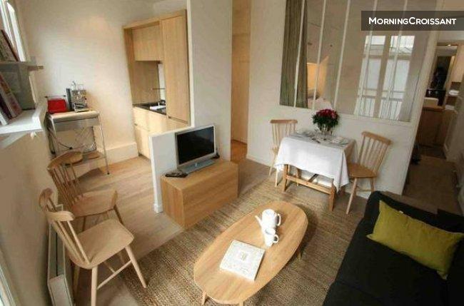 Appartement meubl louer paris appartement 1 chambre for Appartement meuble a louer a paris