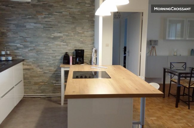 appartement meubl louer dijon appt 70m centre ville. Black Bedroom Furniture Sets. Home Design Ideas