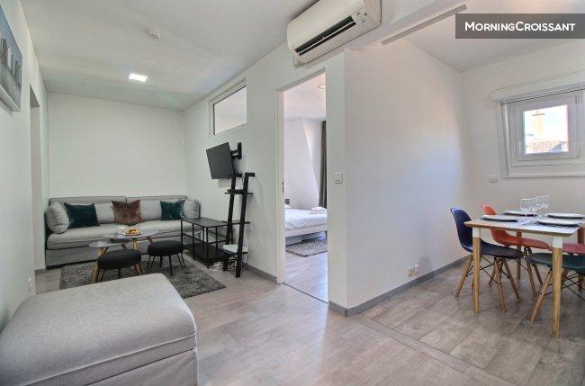 Appartement meubl louer paris chez ribot 1 chambre for Location d appartement meuble a paris