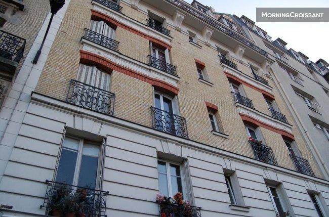 Appartement meubl louer paris location studio - Location appartement meuble paris ...
