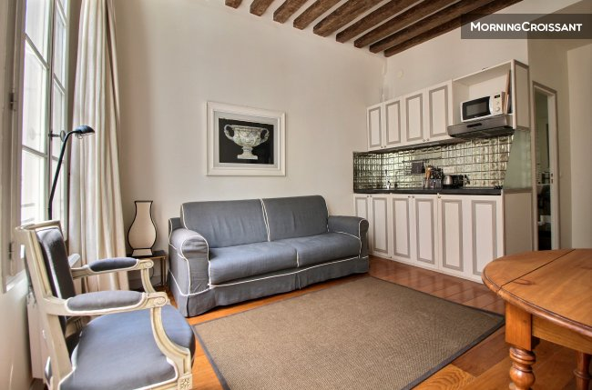 Appartement meubl louer paris chez bailleul 1 chambre for Appartement meuble a louer a paris