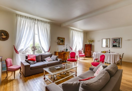 Appartement 2 Chambres   136 M²
