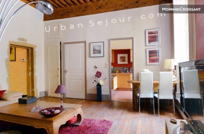 appartement meubl louer lyon lyon 1 cordeliers hotel. Black Bedroom Furniture Sets. Home Design Ideas