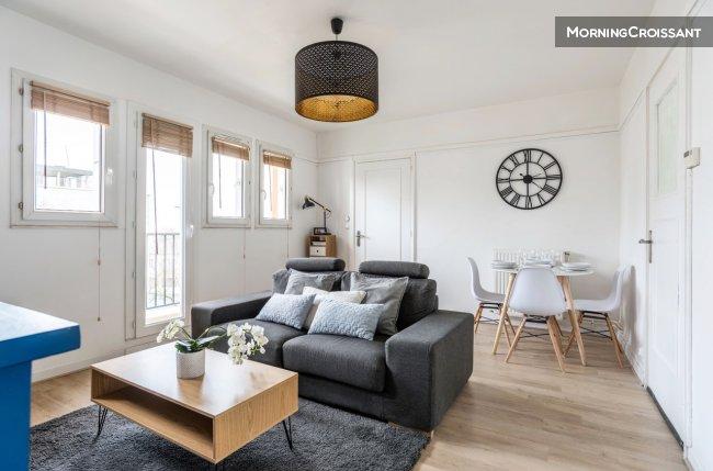 Appartement meubl louer bordeaux stationnement for Location studio meuble a bordeaux