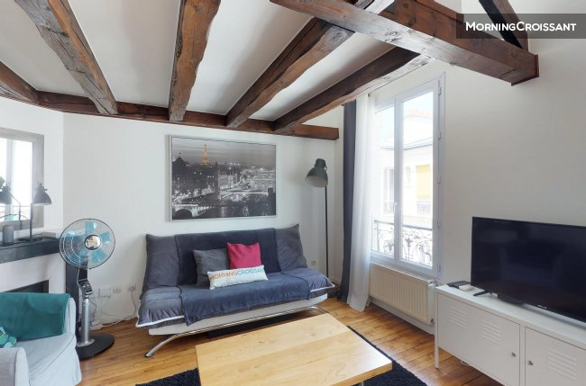 Bel appartement Paris