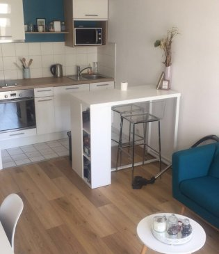 Appartement T2 quartier vauban