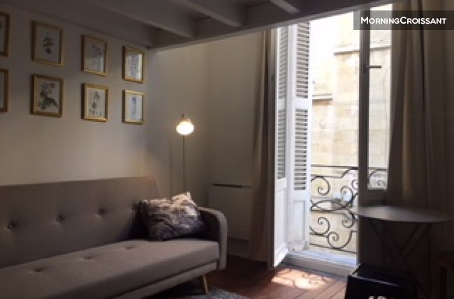 Appartement meubl louer bordeaux superbe studio for Appartement meuble a louer bordeaux