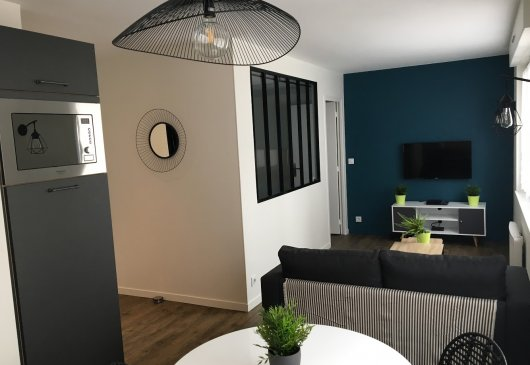 Chic Appartement Malouin