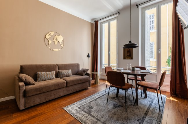 Logement Cosy, 5 mn Gare St Charles