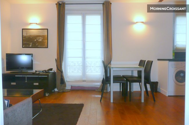 Grand appartement 1 chambre