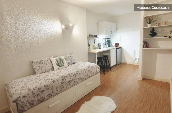 Studio quartier Saint-Pierre