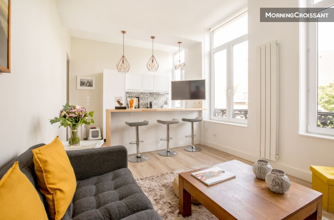 Bel appartement Lille