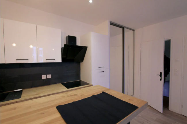 Appartement design Place Castellane