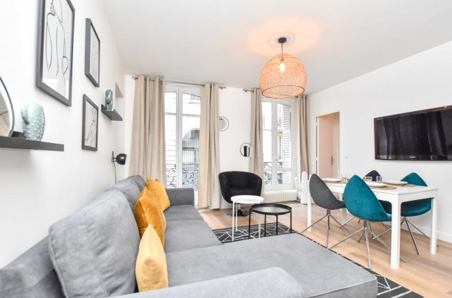 Superbe appartement - 6P- Pigalle