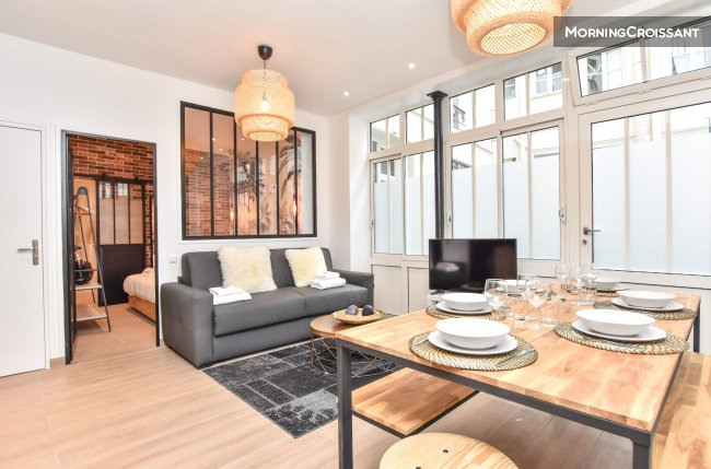 Amazing 3BR/8P - South Pigalle