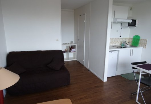 Location meubl e d 39 appartement haute normandie for Appart city rouen