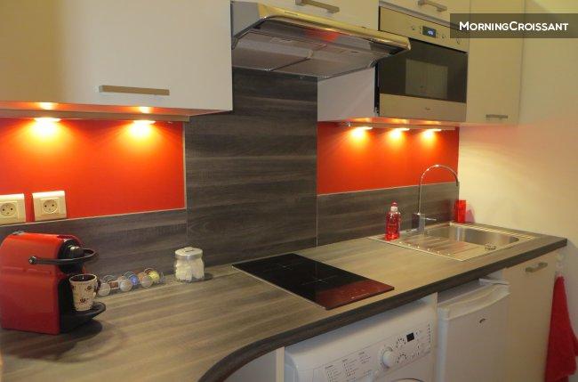 Appartement meublé à louer à Toulouse - Appartement Toulouse Capi...