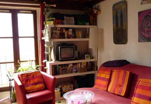 location meubl e d 39 appartement caen. Black Bedroom Furniture Sets. Home Design Ideas