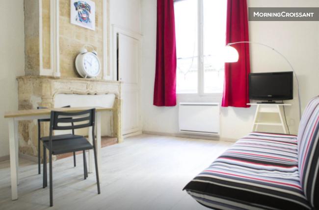 Studio meubl louer bordeaux appart neuf design for Appart louer bordeaux